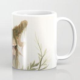 Leshy - woodland spirit Coffee Mug