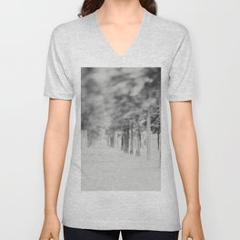 it's like walking into a dream ... Unisex V-Neck