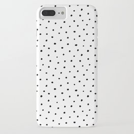 Polka Dots in Love iPhone Case