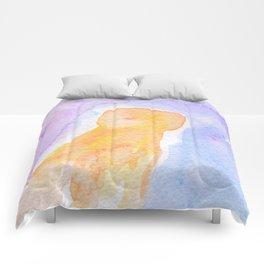 Cometa Flamígero Comforters