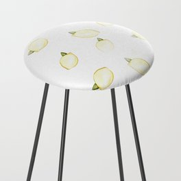 Lemony Counter Stool