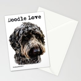 Doodle Love Stationery Cards