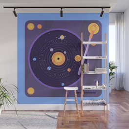 Analog System Wall Mural