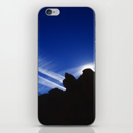 In the Vortex of a Sci-Fi Jetstream iPhone Skin