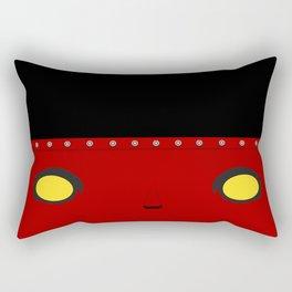 Bad Robot Rectangular Pillow