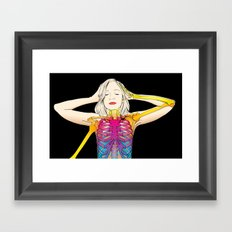 In My Bones Framed Art Print