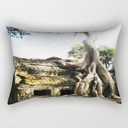 The Tree Temple Rectangular Pillow