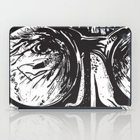 glasses iPad Cases featuring Glasses by Stacy Nguyen