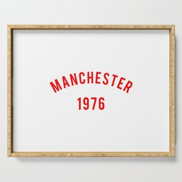 Manchester 1976 Serving Tray