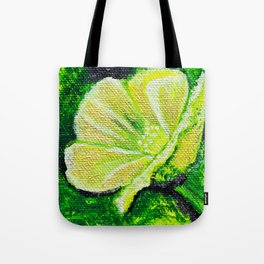 California Poppy - Mazuir Ross Tote Bag