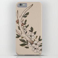 Floral Antler Slim Case iPhone 6s Plus