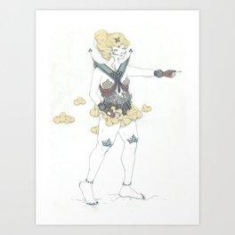 scott Art Print