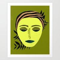 penelope Art Print