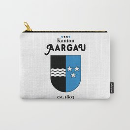 Canton of Aargau Carry-All Pouch