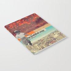 Beautiful Way Notebook