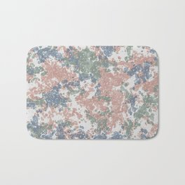 Abstract collection 127 Bath Mat
