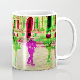 Peruvian Soldiers  Coffee Mug