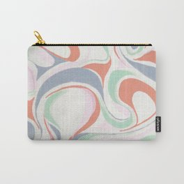 Abstract print design Carry-All Pouch
