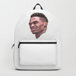 "Westbrook ""What?"" Backpack"