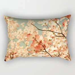 Pink Rectangular Pillow