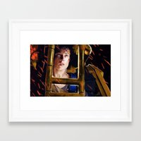 ripley Framed Art Prints featuring Ripley by DandyBee