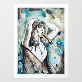 I Sing For The Things Art Print
