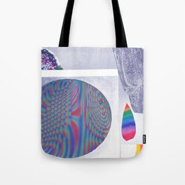 Teardrop Tote Bag