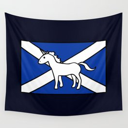 Unicorn, Scotland's National Animal Wall Tapestry
