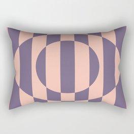 Eye Illusion Rectangular Pillow
