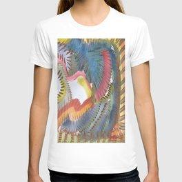 The Caterpillar - by SHUA artist T-shirt