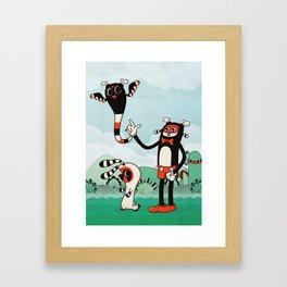 Petryk Framed Art Print