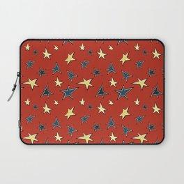 Christmas stars 3 Laptop Sleeve