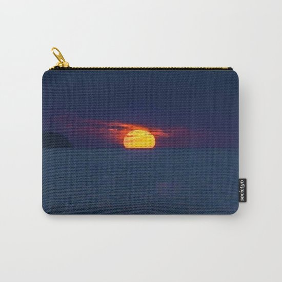 Moonlight on the Ocean Carry-All Pouch
