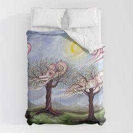 Defiant Beauty Comforters