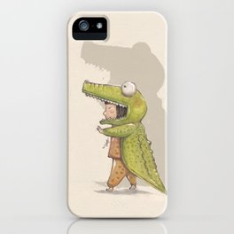 BOOO!! iPhone Case