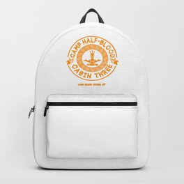 Percy Jackson Camp Half-Blood Backpack