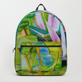 Bird of Paradise Backpack