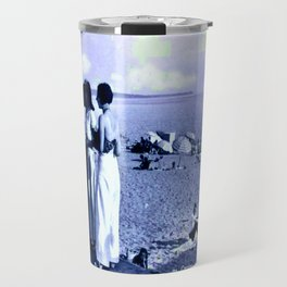 Cannes Pose Travel Mug