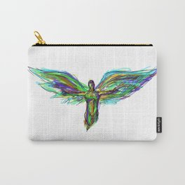 Color Angel Carry-All Pouch