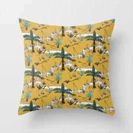 River Children Throw Pillow
