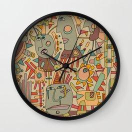 - schematic - Wall Clock