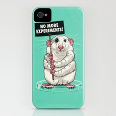 No more experiments! iPhone (4, 4s) Slim Case