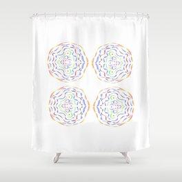 ribbon 9-ornamental,fabrics,fashion,decorative,girly,gentle Shower Curtain