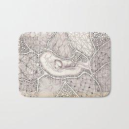 Embryo Bath Mat