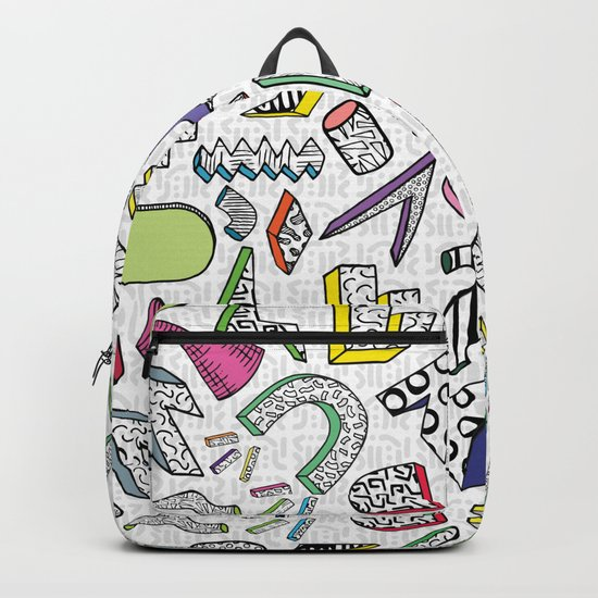 Class Notes Backpack