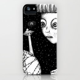 """""""Don't worry"""" - Anxiety and Gretel iPhone Case"""