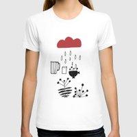 calendar T-shirts featuring CALENDAR 2014 by Maruša Novak
