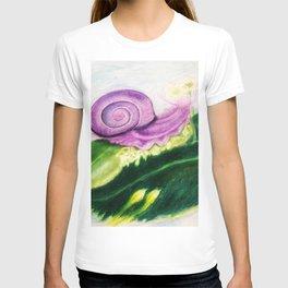 The Purple Snail T-shirt