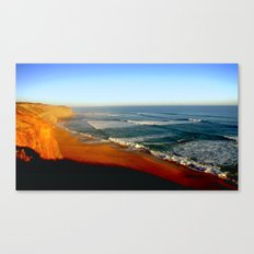 Australia's Southern Coastline Canvas Print