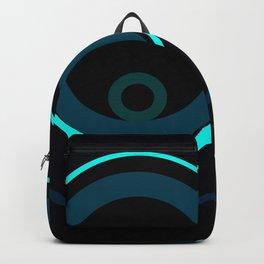 Vibrant Circles Backpack